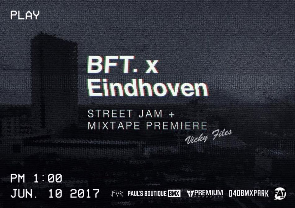 BMX | EINDHOVEN STREET JAM PRESENTED BY BFT. by Bob Drenth