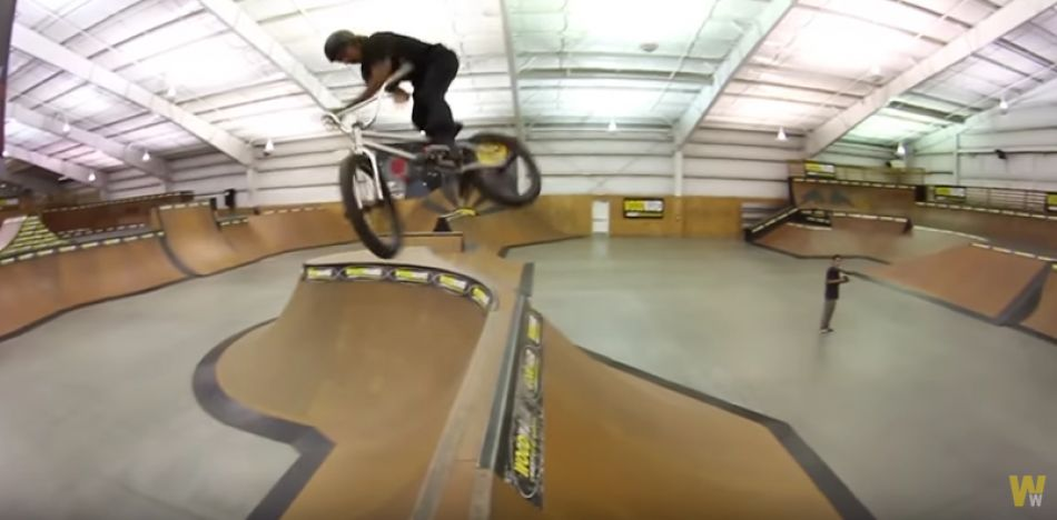 Off The Clock - Felipe Trujillo by Woodward Camp