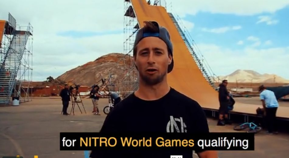 NITRO World Games Qualifiers ´17  from Wiralcam