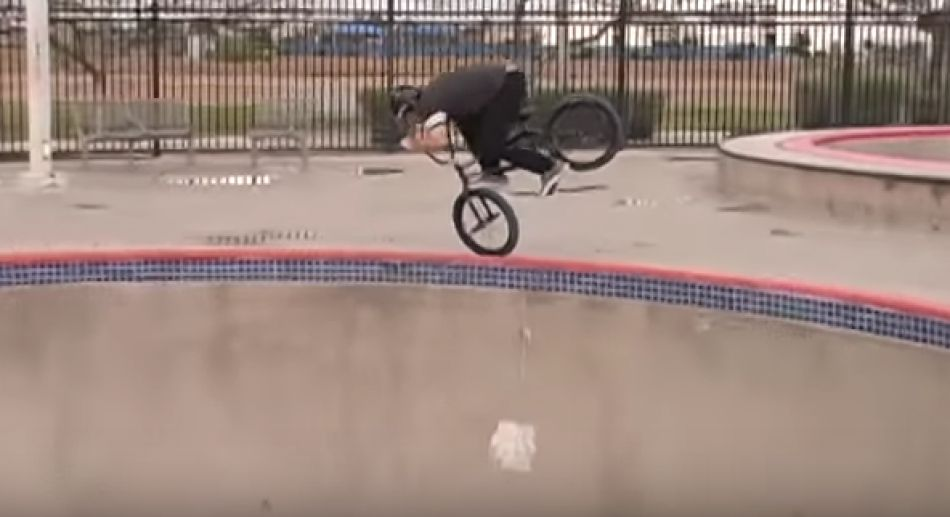 Tammy McCarley - Phoenix Park Party by BMX Union