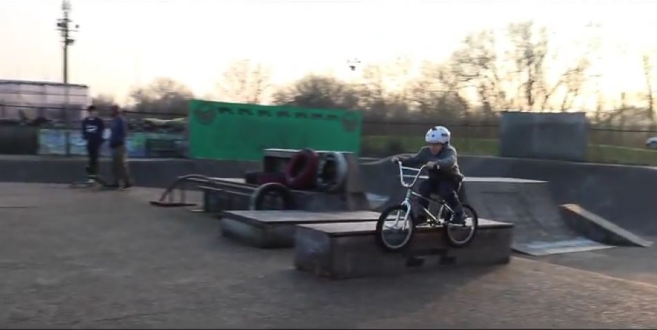 Henry Smith 10 Year Old BMX Edit! by Lucas Sheekey BMX