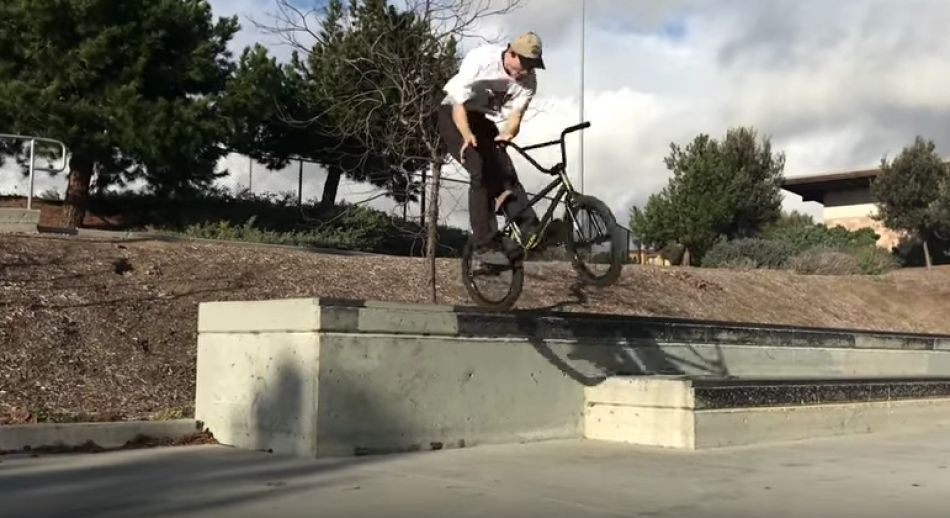 BMX - SAN DIEGO PLAZA SESSION! by colinlikewhat