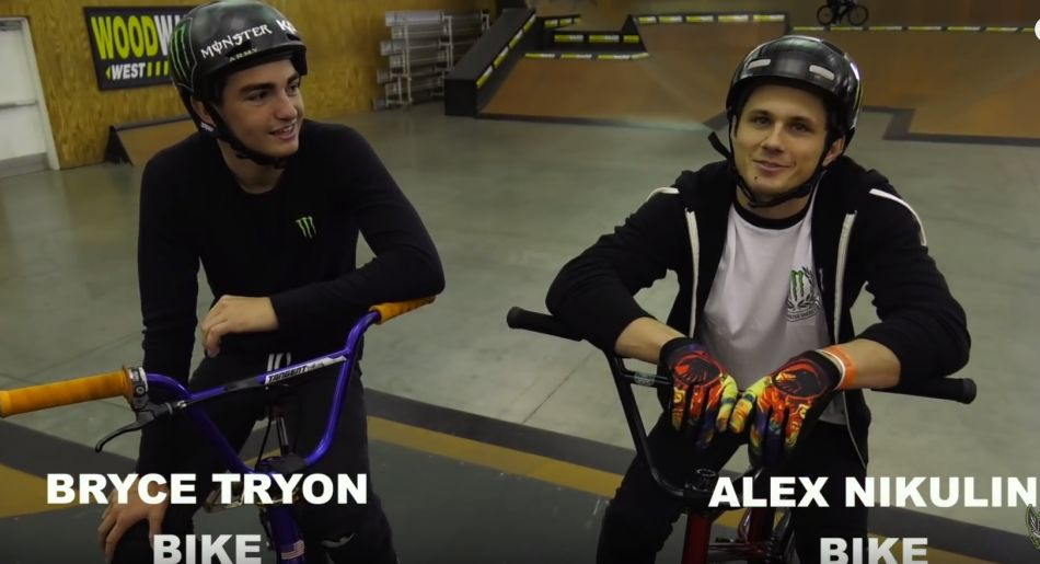 Game of Bike: Bryce Tryon vs. Alex Nikulin by Monster Army