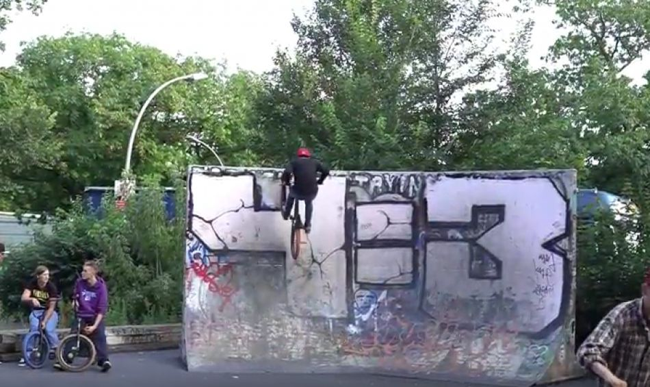 BMX DAY - BERLIN, GERMANY 2017 - FLAIRBMX
