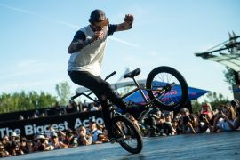 FLATLAND BMX FINALS - FISE WORLD EDMONTON 2018 by Ride BMX