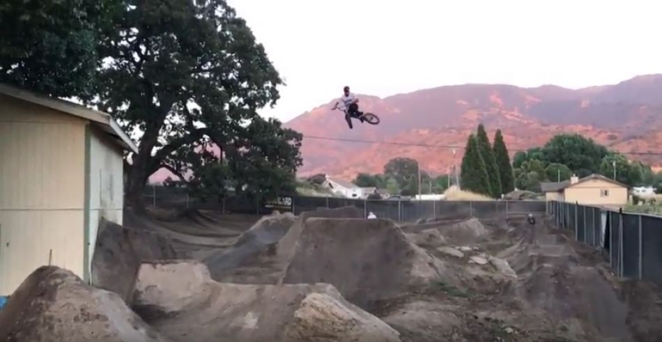 Chris James at Woodward west
