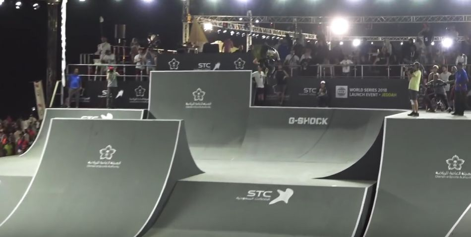 20 Bangers from Qualifying at FISE: Saudi Arabia by Vital BMX