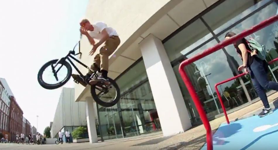 Ciao Crew: Fake News Jam in Frankfurt | freedombmx