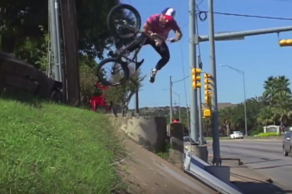 Mark Mulville Banned 5 by Banned Bmx