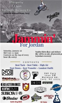 Jammin' for Jordan