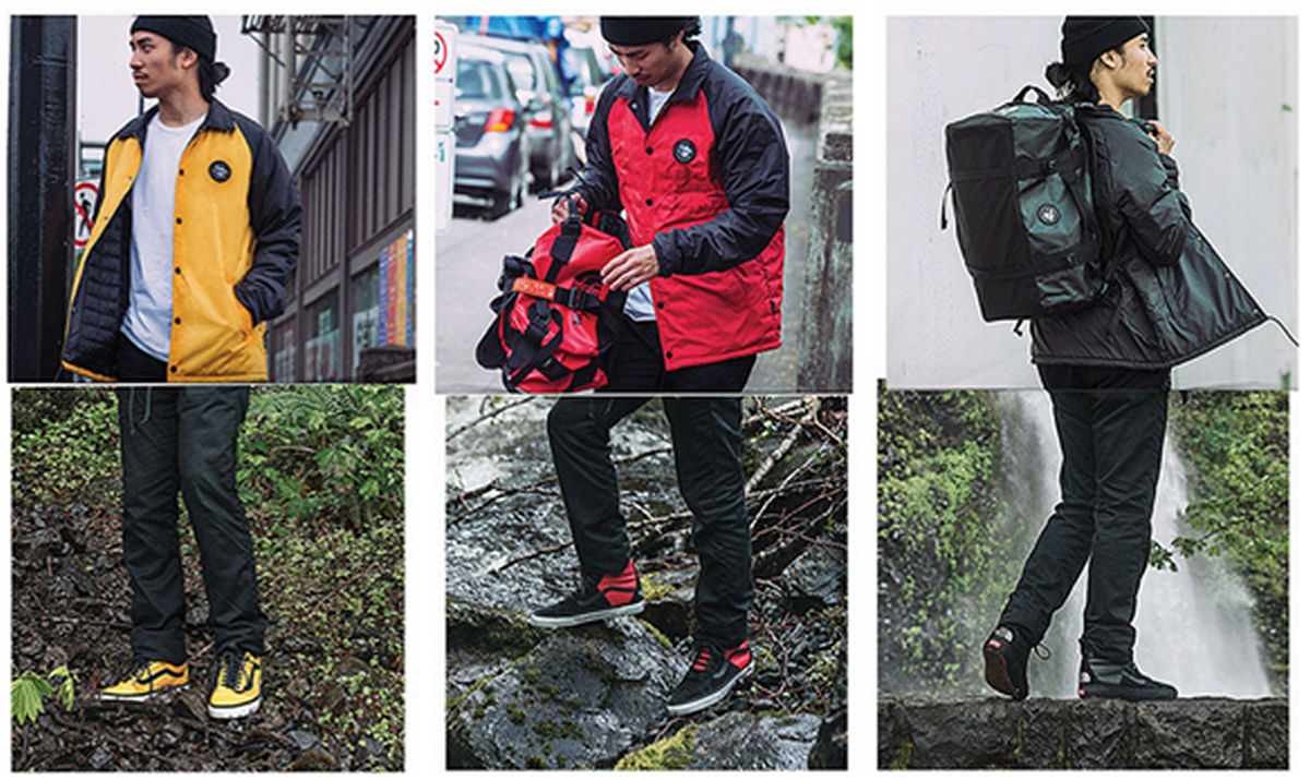 1e121529ad3d Vans x The North Face Footwear and Apparel Collection