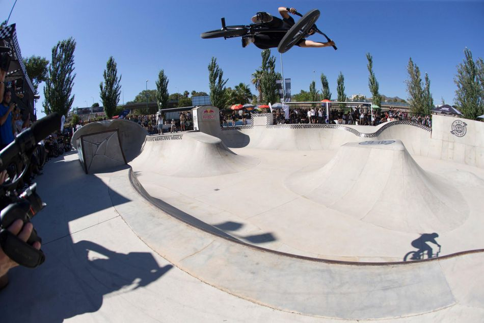 Perris B knows how to blast.