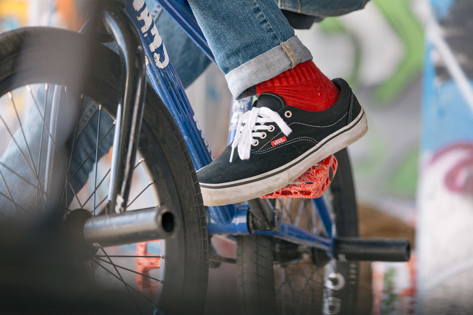 The Vans Era Pro, Cherished by BMXers Worldwide