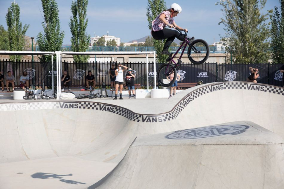 Displaying items by tag: Vans BMX Pro Cup Results from #30