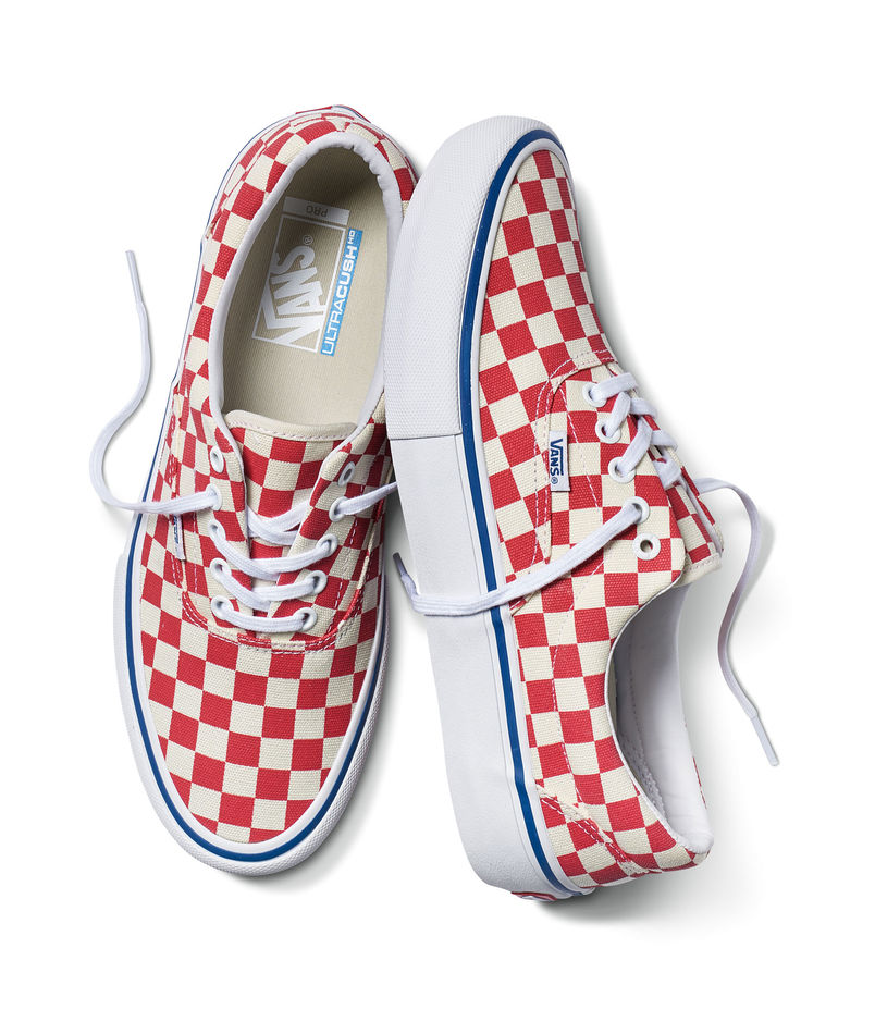 Vans Celebrates a Modern-Day Classic with the Era Pro in Checkerboard 4653626fb
