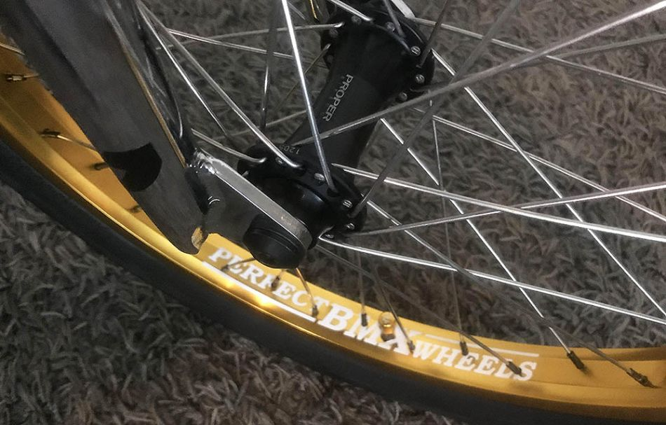 Bike Check: Boyd de Jong's Tall Order 187