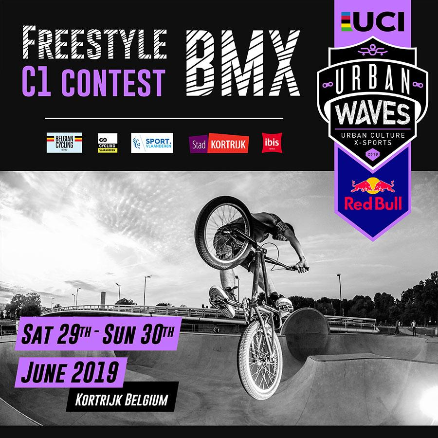 BMX Events in 2019. What's going on? New flyers added.