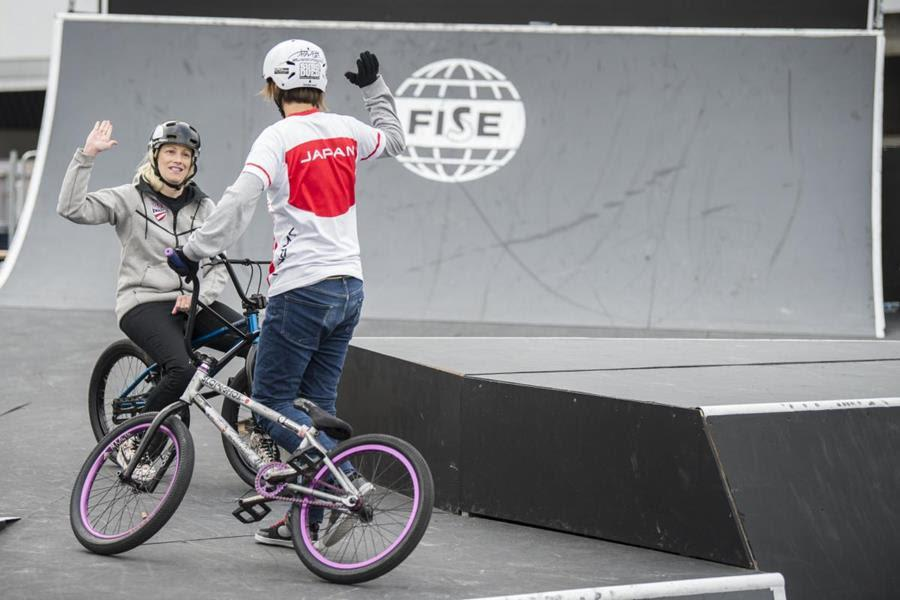 FISE WORLD SERIES Catch all the action from Hiroshima live on FATBMX
