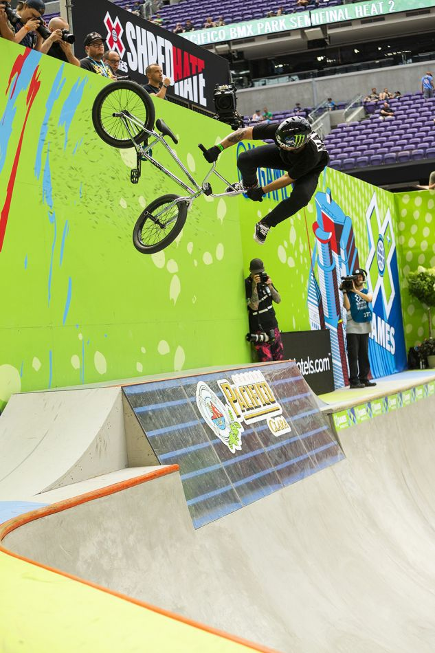 jose torres xgames park finals alley oop downside whip