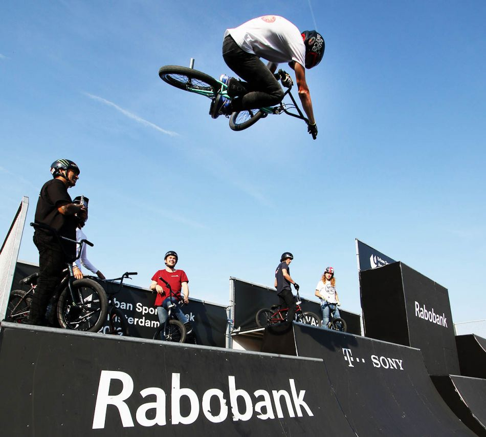 Dutch BMX Park titles to Weidmann and Muradova