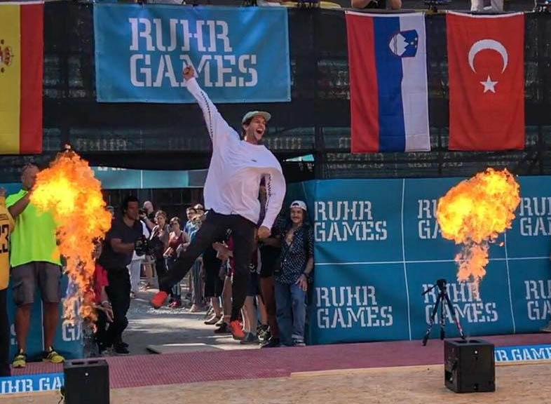 Flatland Results Ruhr Games 2019.