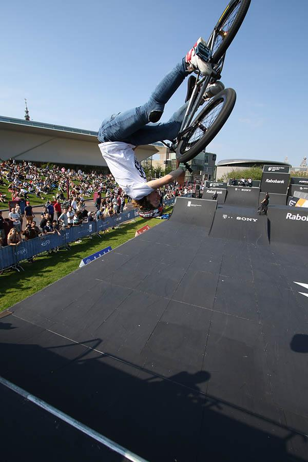 BMX Park FINAL results Urban Sports Week Amsterdam 2019