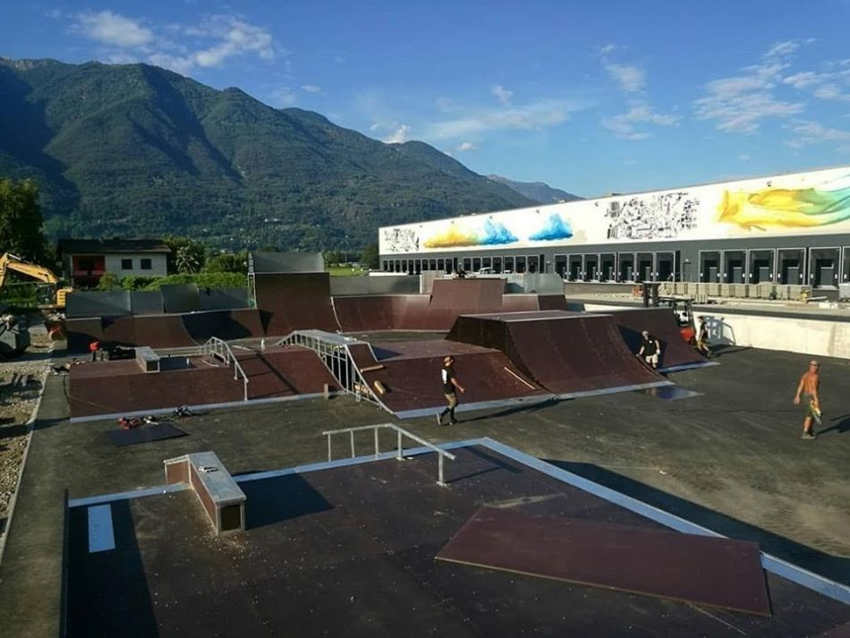 FIRST FREESTYLE BMX EUROPEAN CHAMPIONSHIPS FROM 10 TO 13 OCTOBER IN CADENAZZO (SWITZERLAND)