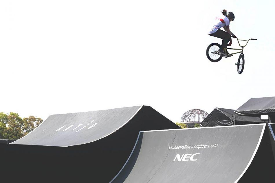 2020 UCI BMX Freestyle Park and Flatland World Cup: postponement of stop one in Hiroshima, Japan