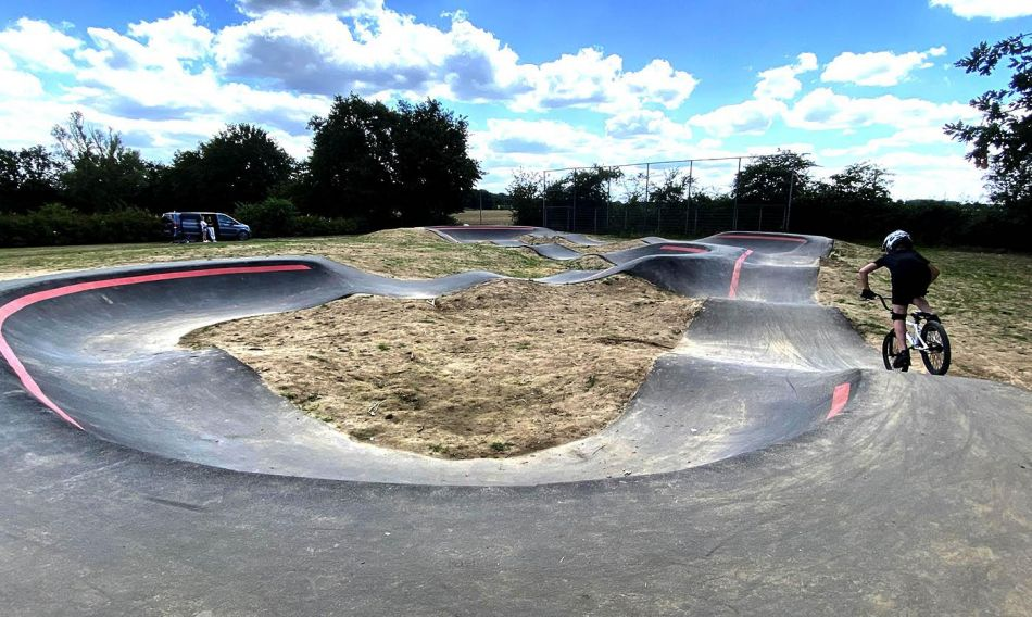 Pump Track Beesel. Keep 'em coming.