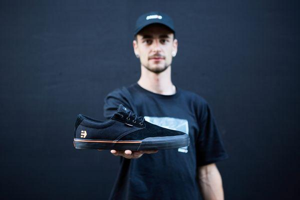 etnies introduces the etnies x Doomed collection