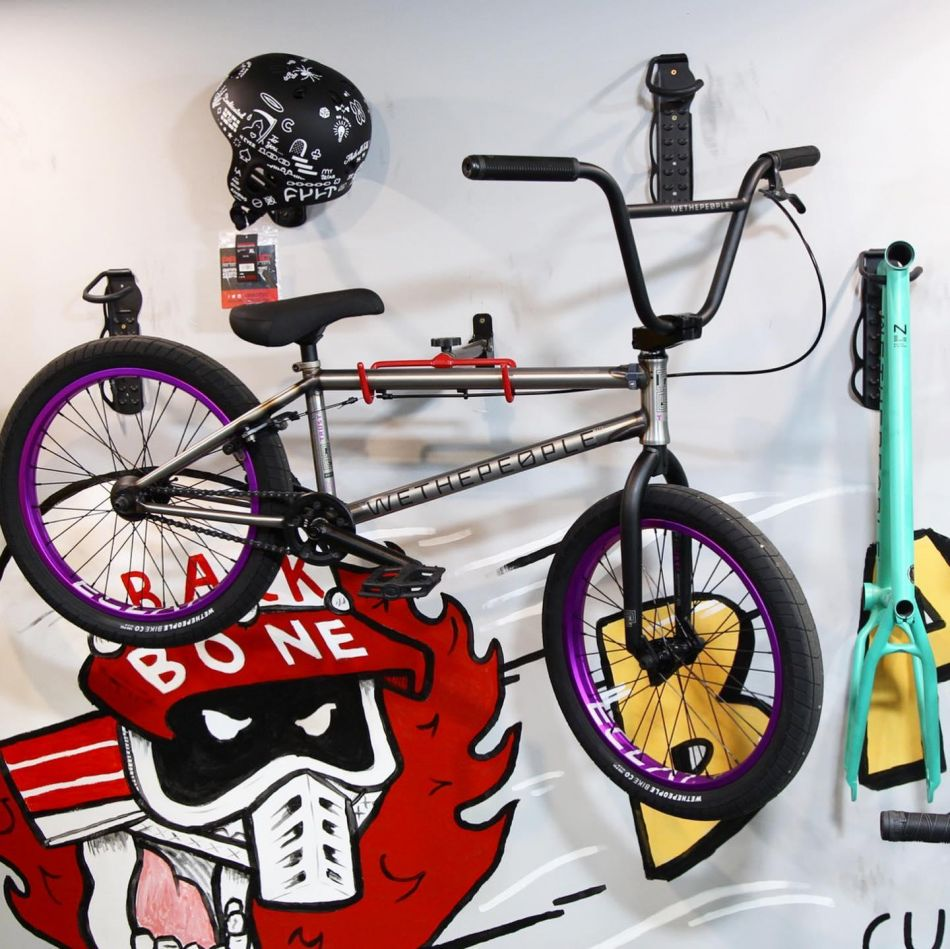 Running a BMX Shop during the pandemic: Backbone BMX (AUS)