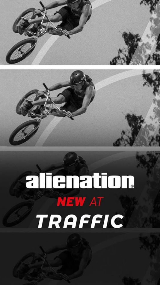 Alienation joins Traffic Distribution