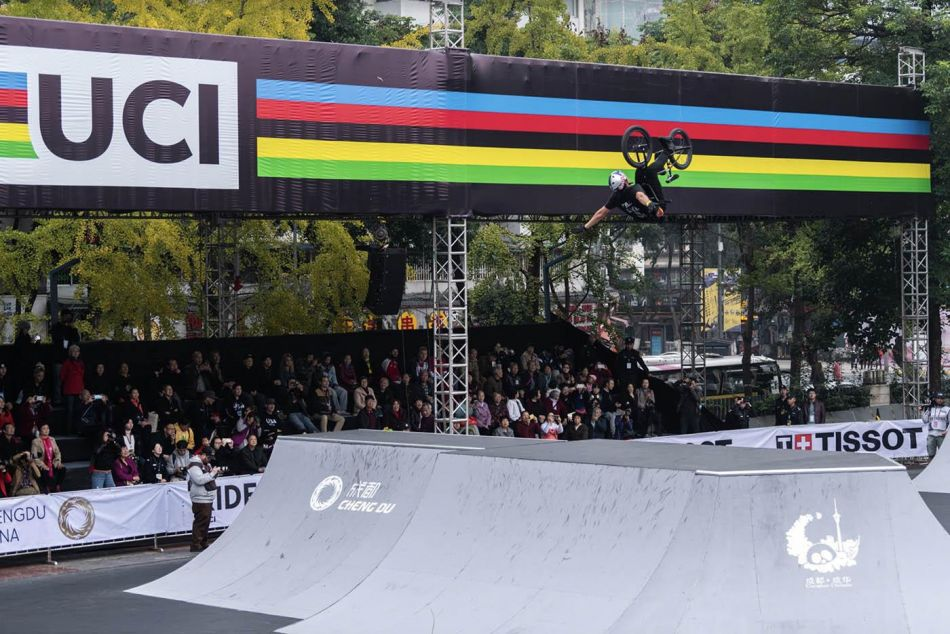 The UCI announces the updated qualification systems for BMX Freestyle for Tokyo 2020.