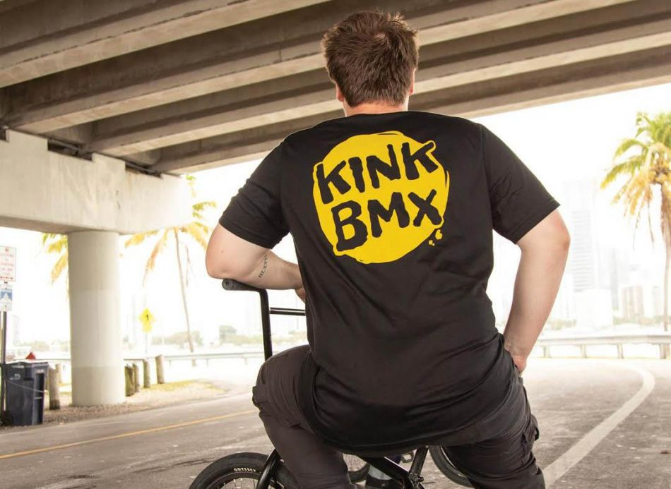 New 2021 Kink BMX Apparel at Traffic Distribution