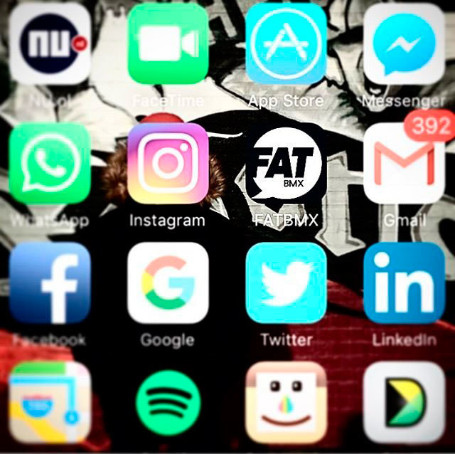 fatbmx icon on iphone