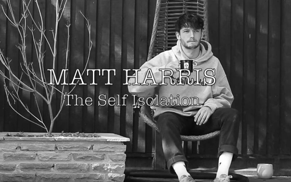 Matt Harris - BMX In Self Isolation by tall order squad