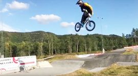 BMX RACE EDDY CLERTE #815
