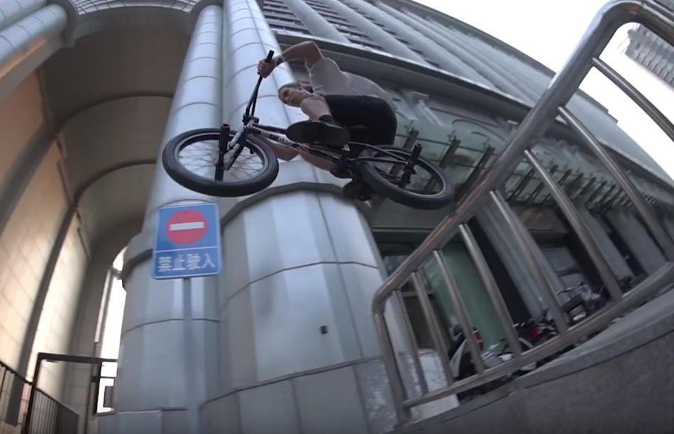 Tim Storey - Living in China - Colony BMX