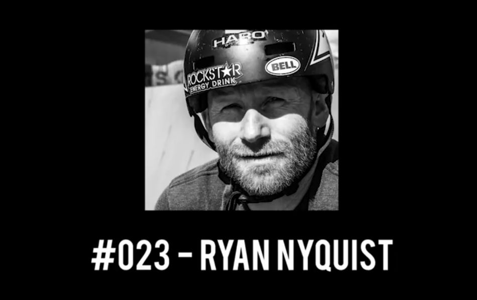 #023 - Ryan Nyquist / The Rollback: a BMX Podcast