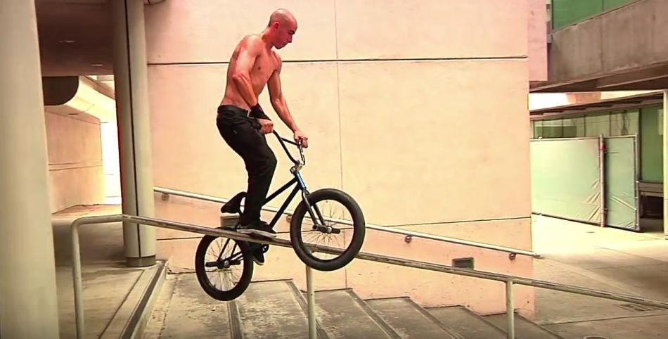 ETHAN CORRIERE - MONSTER MASH BMX STREET DVD by COMMON CREW