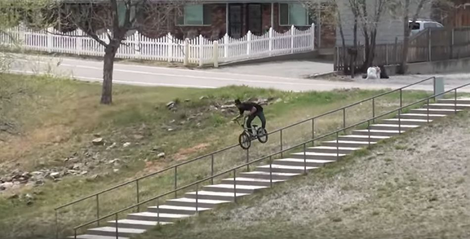 The Masta Chef - Devin Burks: Welcome to Pusher BMX by GrindWheel BMX