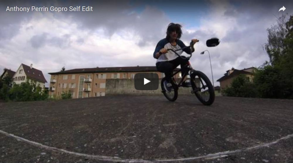 Anthony Perrin Gopro Self Edit