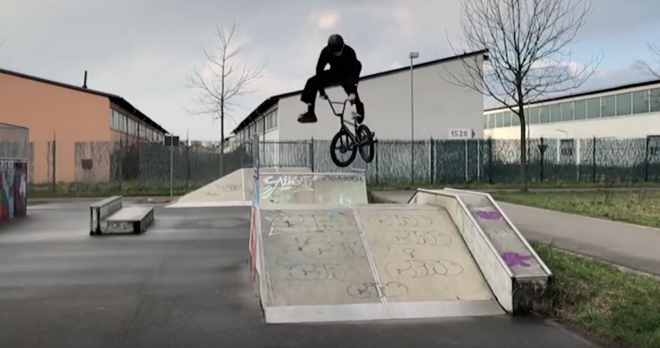kunstform BMX - Instagram team mix spring 2018 by kunstform BMX Shop & Mailorder