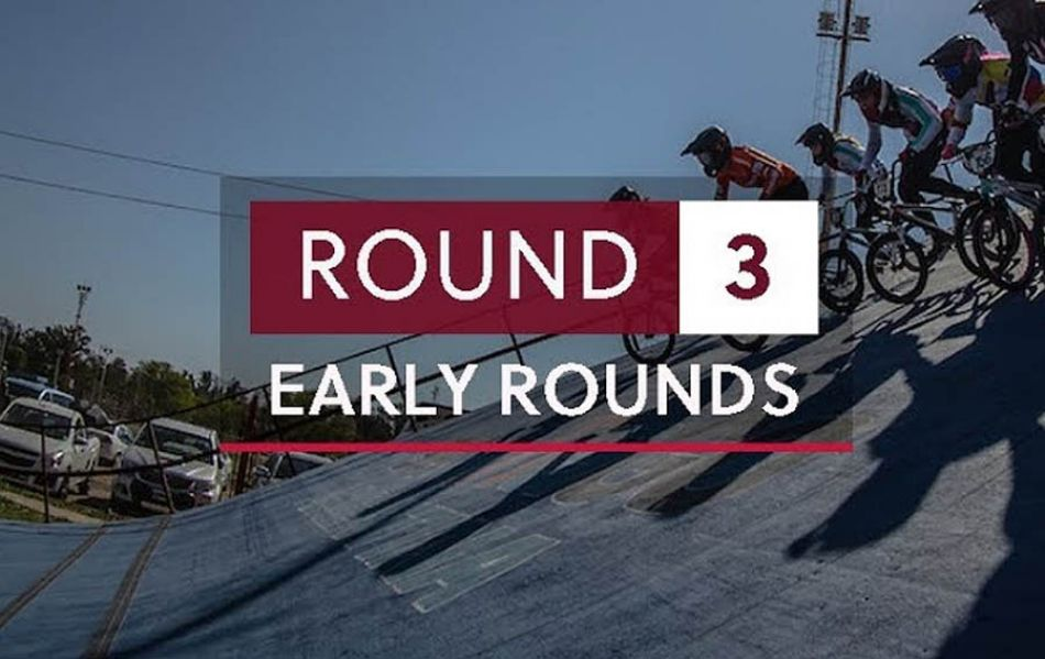 2020: UCI BMX SX World Cup Bathurst, AUS - LIVE - RD3 - Early Rounds by bmxlivetv
