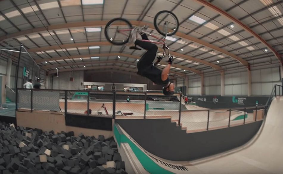 HOW TO BACKFLIP ON A BMX BIKE! by Kieran Reilly