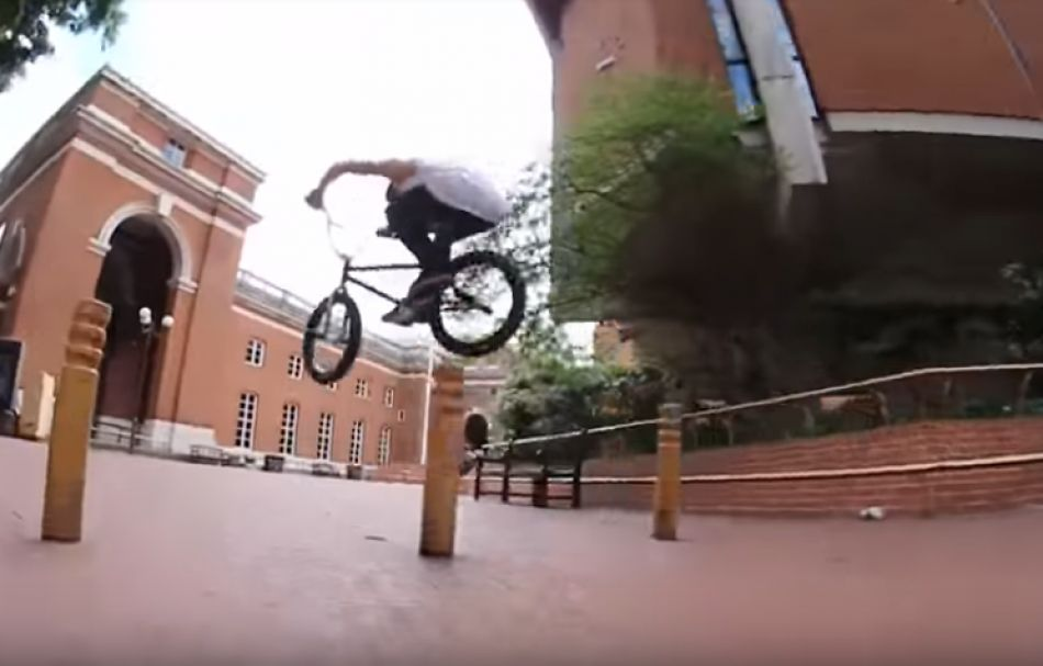 Felipe Manerin DRB BIKES London Street