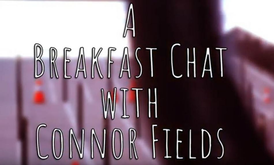A Breakfast Chat with Connor Fields by FLY Racing USA