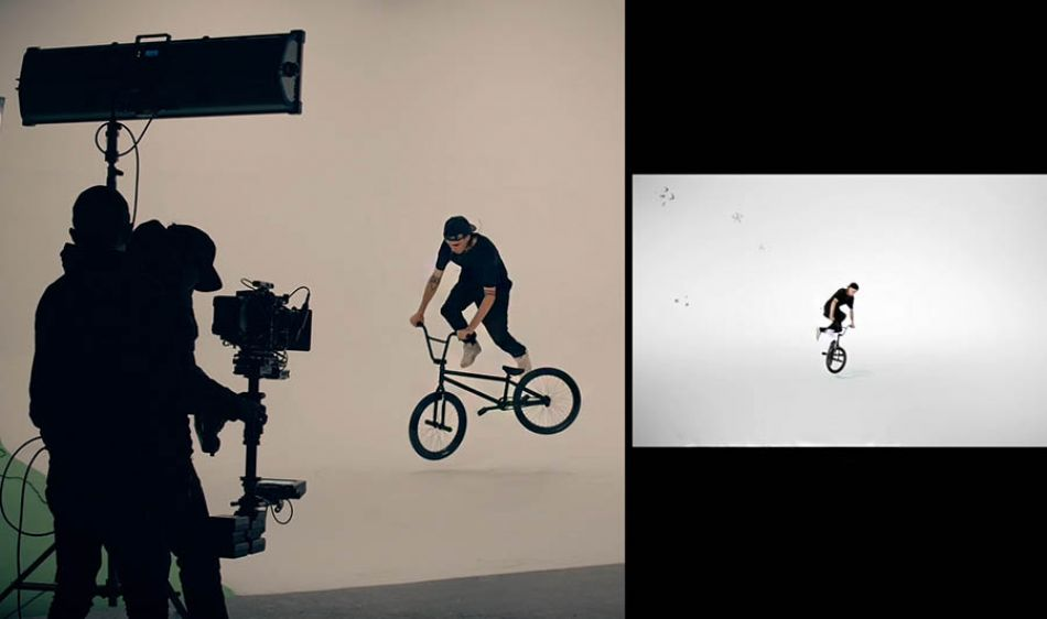 FLATLAND, BEHIND THE SCENES by Claudio Poblete