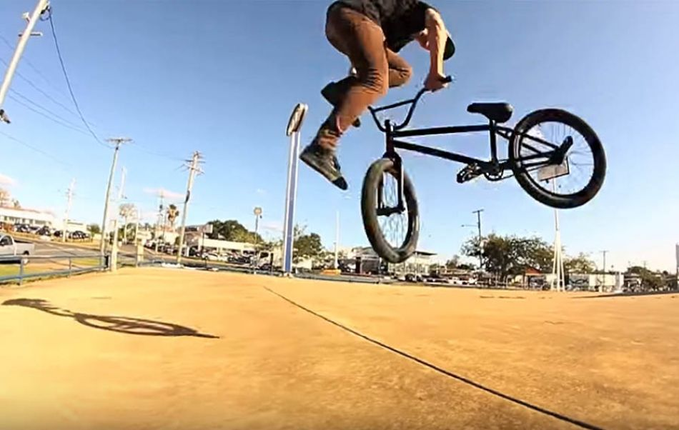 LOST AND FOUND - JACK ELKINS by Our BMX