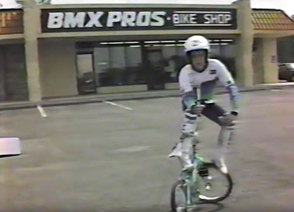 (1986) Freestyle Clinic Featuring: Dennis McCoy by OldSchoolBMXTV